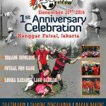 Undangan : Perayaan Ulang Tahun IKA Teknik Unhas Futzal Club