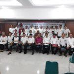 Dilantik, Pengurus IKA Teknik UNHAS Periode 2014-2018