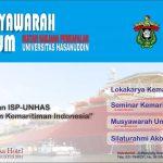 Musyawarah Umum Ikatan Sarjana Perkapalan UNHAS 2015
