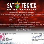 Halal Bi Halal & Silaturrahmi IKA Teknik UNHAS di Makassar