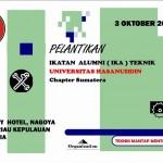 Siap Dilantik, Pengurus IKA Teknik Unhas Chapter Sumatera