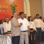 Dilantik, Pengurus IKA Teknik UNHAS DPW Sumatera