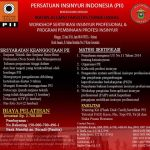 IKA Teknik Unhas & PII Menggelar Program Pembinaan Profesi Insinyur di Gorontalo