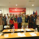 Mengibarkan Bendera PII & IKA Teknik Unhas sampai ke Gorontalo, 12 Juni 2016