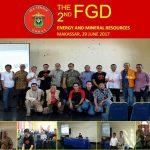 Focus Group Discussion II Ikatan Alumni Teknik Unhas, 29 Juni 2017