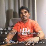 Testimoni Ketua DPW IKA TEKNIK UNHAS Chapter Sumatera Menyongsong Halal Bi Halal IKATEKUH 2017
