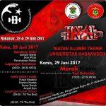 HBH IKATEK UNHAS 2017: Dari Liga Futsal Hingga Jasad Ikan Paus