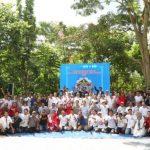 1700 Alumni Ikut Halal Bihalal dan Temu Alumni Teknik Mesin Unhas