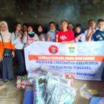 IKATEK UNHAS Salurkan Rp 117 Juta Bantuan Gempa Lombok