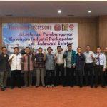 Kawasan Industri Galangan Kapal akan Masuk Program Kerja Pemerintah Sulawesi Selatan