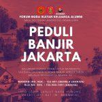 Aksi Sosial IKA Teknik Unhas Melalui Formika Untuk Korban Banjir Jakarta