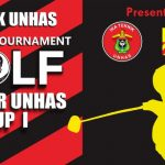Jelang EMU 2020 IKATEK UH Siap Gelar Turnamen Golf Bergengsi Rektor Unhas Cup