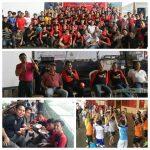 Kemeriahan Sensasional Ultah Pertama Kegiatan Futsal IKA Teknik Unhas
