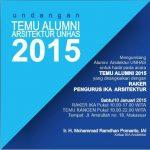 Temu Alumni Teknik Arsitektur Unhas di Awal Tahun 2015