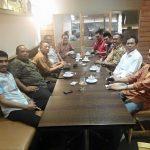 Rapat Ketiga Pengurus IKA Teknik Unhas di TIS Jakarta