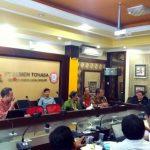 Menggapai Impian Melalui Focus Group Discussion Kerjasama IKATEK UH & IKA UH Jabodetabek, 11 Juli 2016