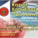 Rakornas IKA Teknik Unhas Kedua Segera Digelar Di Makassar