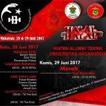 Video Trailer Halal Bi Halal IKA Teknik Unhas 2017