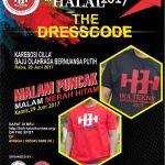 Ayo Miliki Kaos Resmi Halal Bi Halal 2017