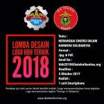 Mari Ikuti Lomba Desain Logo Halal Bi Halal IKA Teknik Unhas 2018!