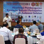 FGD HBH Ikatek Unhas – Pemprov Sulsel Akan Bentuk Tim Pembentukan Kawasan Industri Galangan Kapal