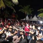 5.000 Alumni Hadiri Halal Bi Halal 2019 IKA Teknik Unhas