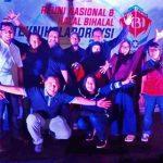 Menampik Gerimis di Malam Puncak HBH 2019
