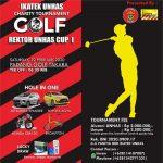 IKATEK UNHAS Charity Golf Tournament