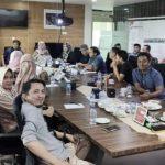 IKATEK Gelar Rapat Persiapan Kegiatan EMU 2020